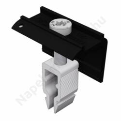 Oldalsó leszorító Rapid16+ 40-50 mm, fekete V+H