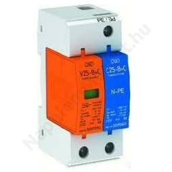 AC túlfeszültség védő modul V25-B+C 1+NPE