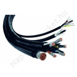 Szolár kábel 1m 1x4 mm2 fekete