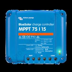 BlueSolar MPPT 75/15 12/24V töltésszabályzó