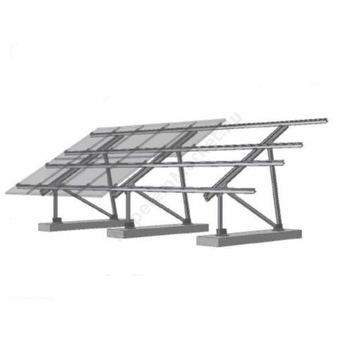Schletter PvMax Energy-Kit 2x22 modul standard lefogatás