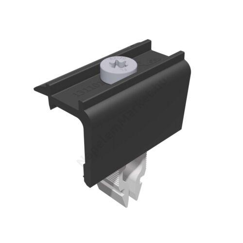 Oldalsó leszorító Rapid16+ 30-40 mm, fekete V