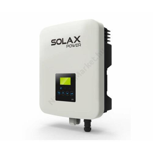 SolaX X1-3.0-T X1 Boost Dual MPPT DC switch inverter