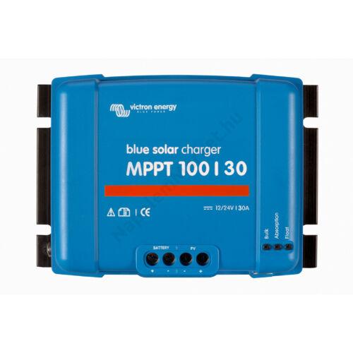 BlueSolar MPPT 100/30 12-24 töltésszabályzó