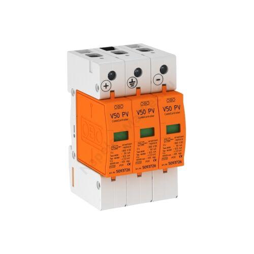 DC Túlfeszültség védő modul V50-B+C 600Vdc