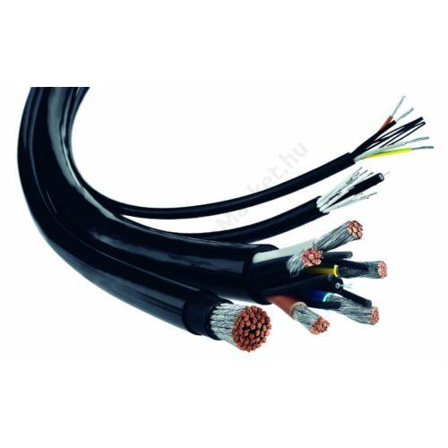 Szolár kábel 1m 1x10 mm2 fekete
