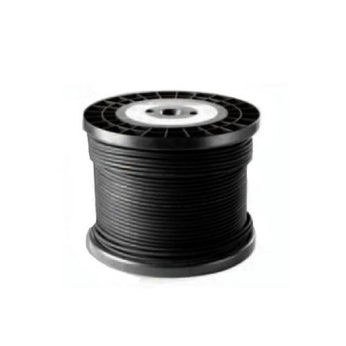 Szolár kábel tekercs 500m 1x4 mm2 fekete