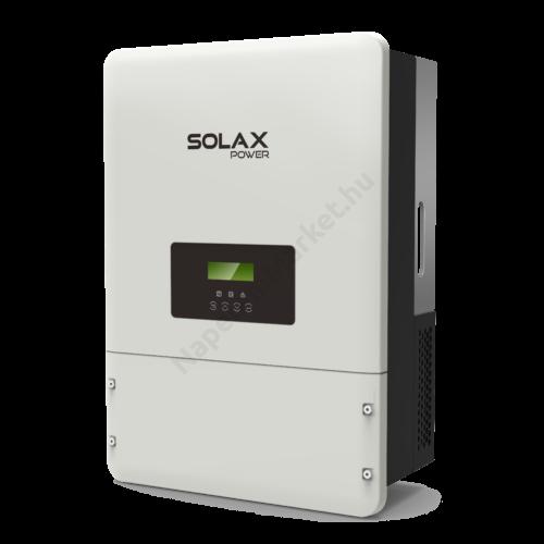 SolaX X3-Hybrid-8.0-D-E Hybrid Dual MPPT inverter